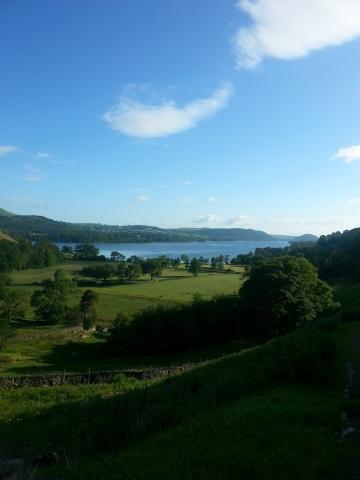 Gorgeous morning views